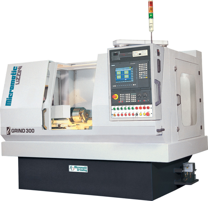 IG-300/450 CNC - Heavy Duty Production Bore Grinder