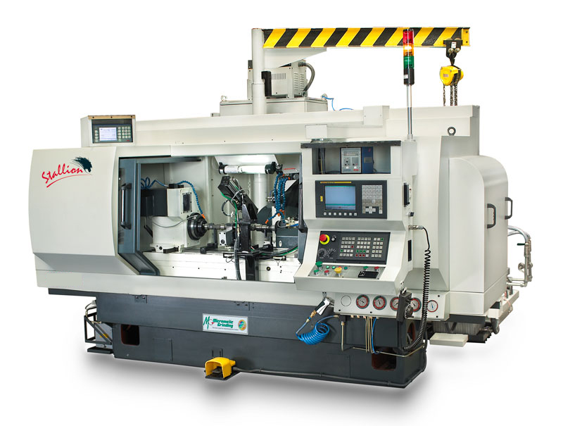 Stallion Series  - Medium Duty  Production  Cylindrical Grinder (SM)