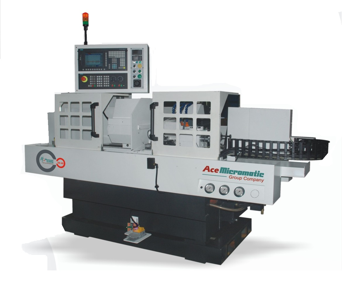Simple Grind 2-Axis Economical production cylindrical Grinder