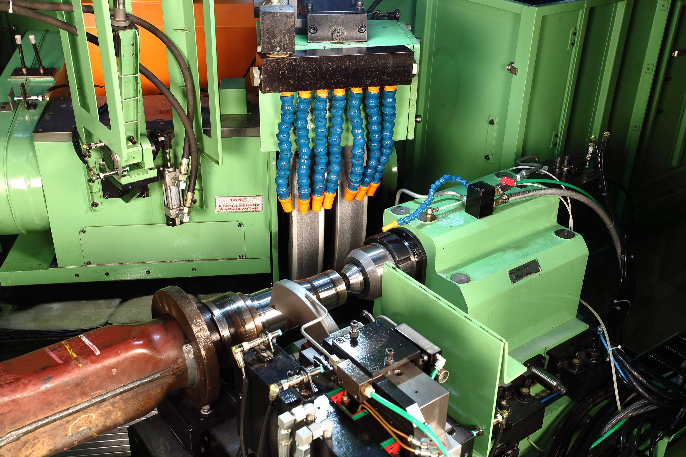 IG-150 CNC Production Universal Grinder